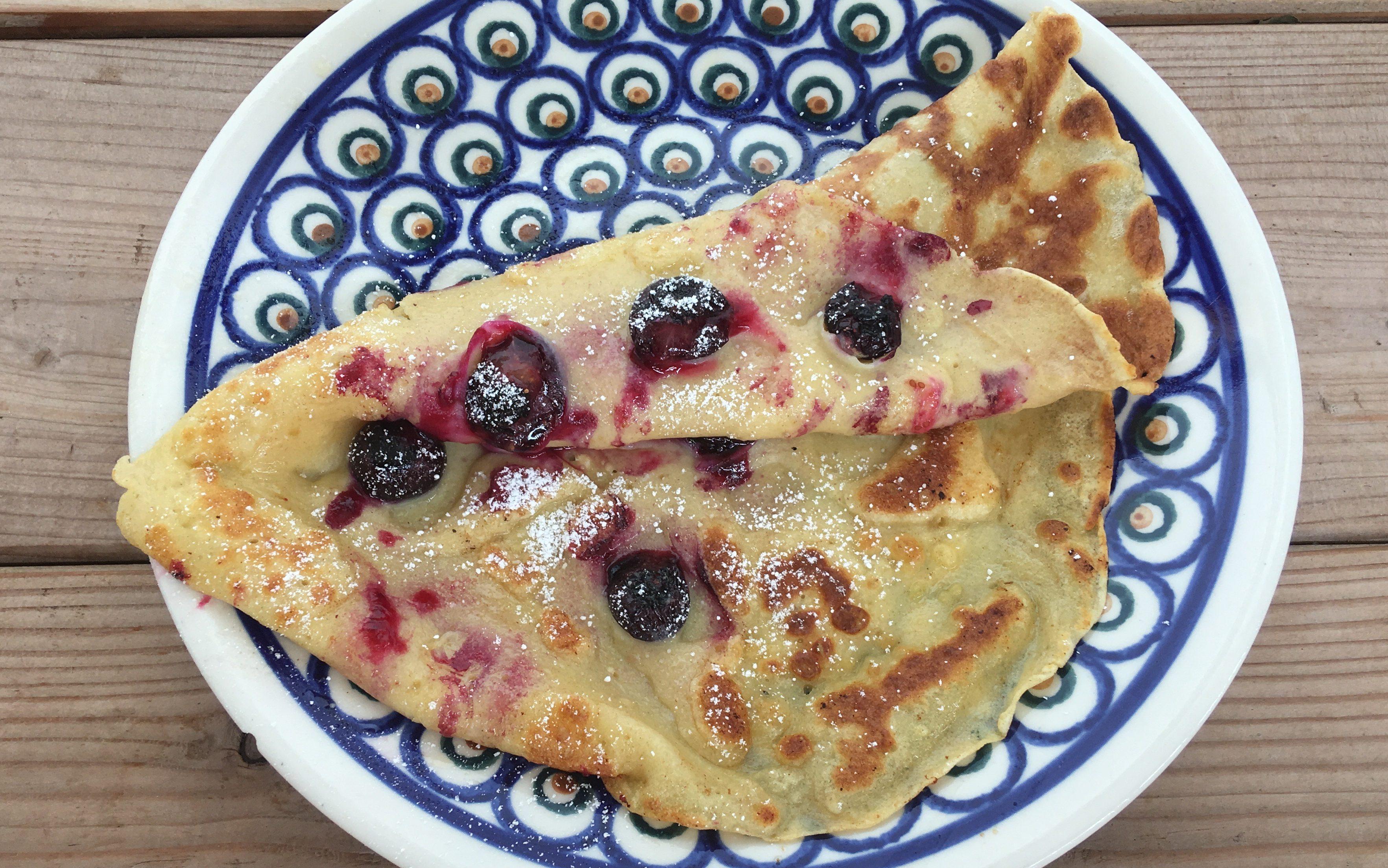 Das gesunde Frühstück