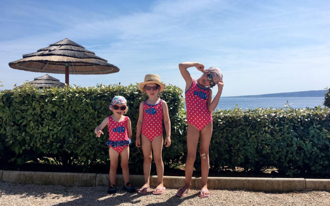 Sonnenschutz und Pflege für empfindliche Kinderhaut
